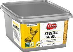 FANO KIPKERRIESALADE (mand, 1kg)
