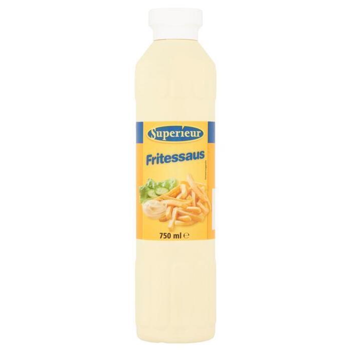 Fritessaus (knijpfles, 0.75L)