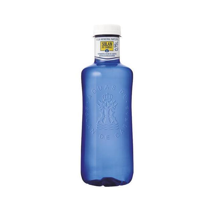 Solan de Cabras Natuurlijk Mineraalwater 0, 75L (rol, 0.75L)
