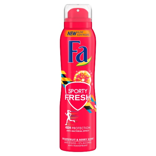 Fa Sporty Fresh Deodorant Spray 150 ml (150ml)