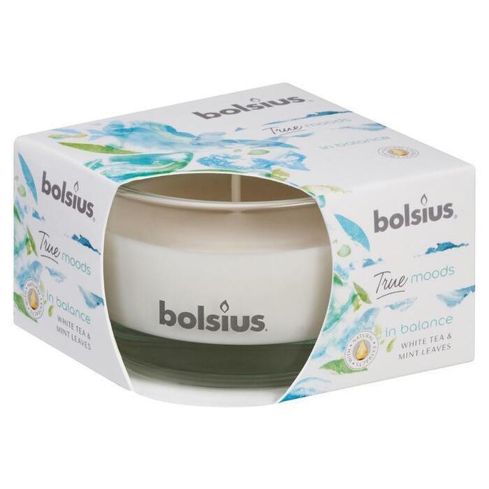 Bolsius Geurglas 80/50 true moods in balance