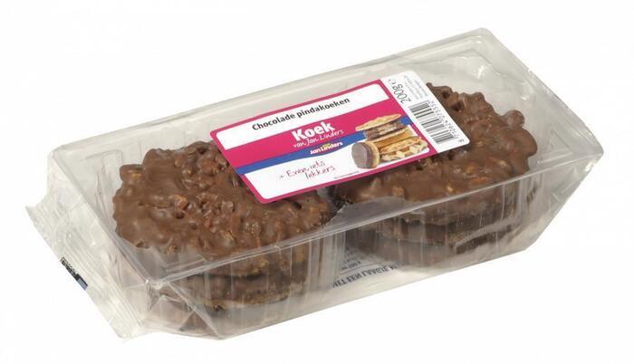 Chocolade Pindakoeken (200g)