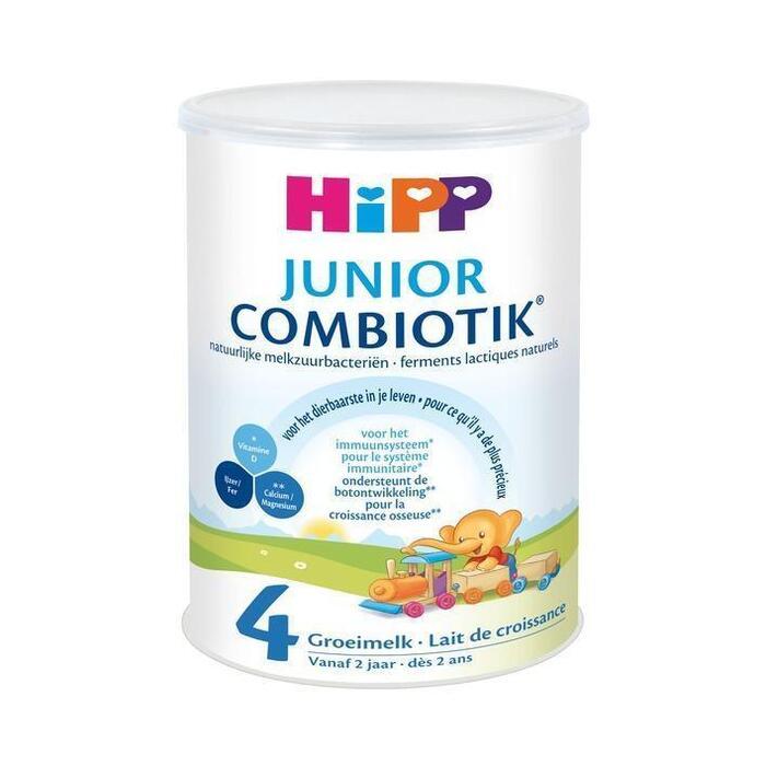 HiPP Junior Combiotik 4 Groeimelk vanaf 2 Jaar 800 g (800g)