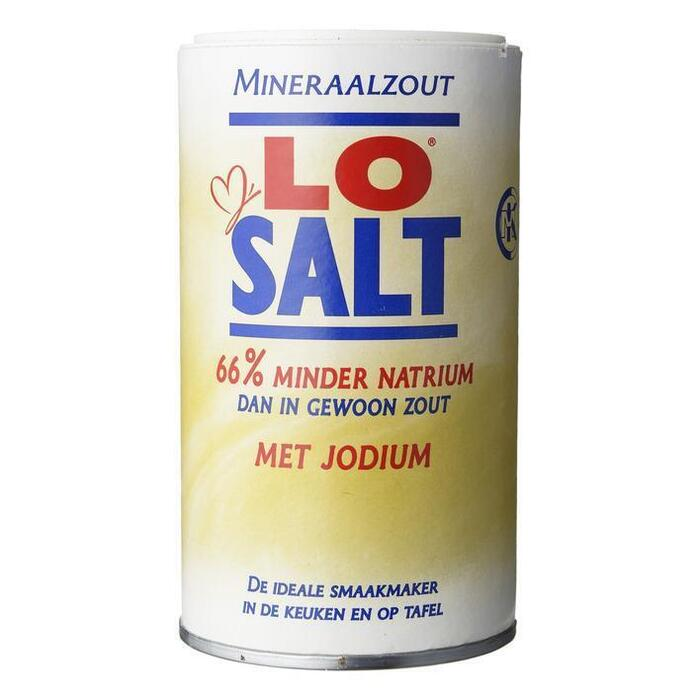 Mineraalzout met jodium (350g)