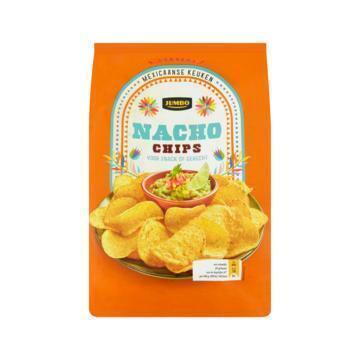 Jumbo Nacho Chips 200 g (200g)