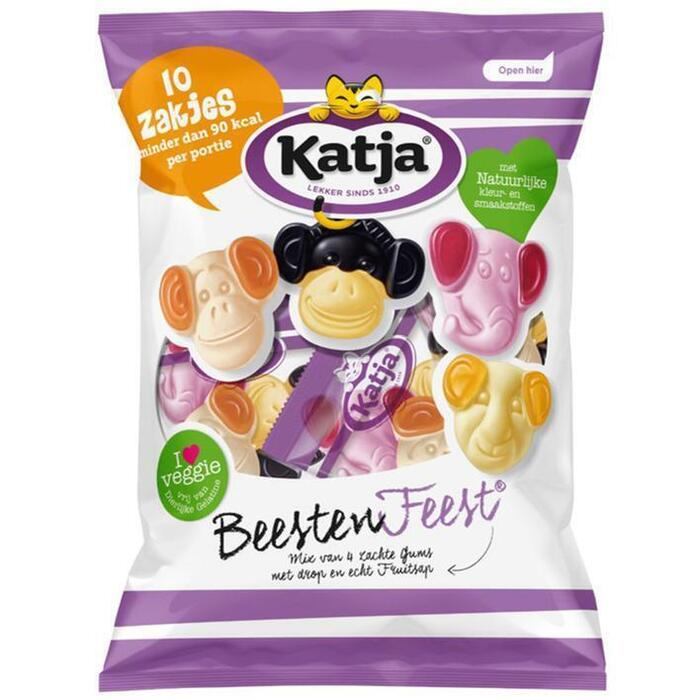 Katja Beesten Feest 10 Zakjes 255 g (10 × 300g)