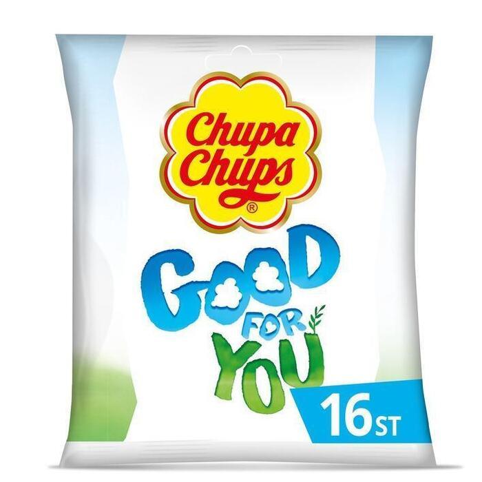 Chupa Chups Good for you suikervrij (14 × 84g)