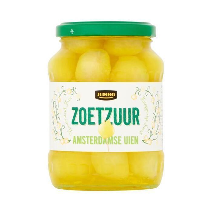 Jumbo Zoetzuur Amsterdamse Uien 320g (320g)