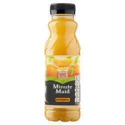 Minute maid orange, pet-fles (rol)