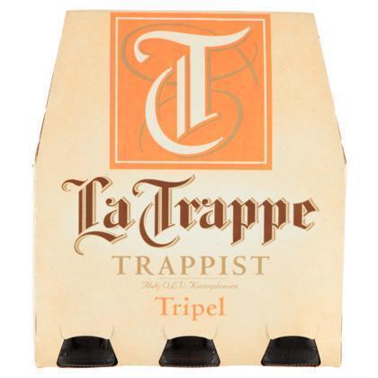 La Trappe Tripel Trappist (rol, 335g)