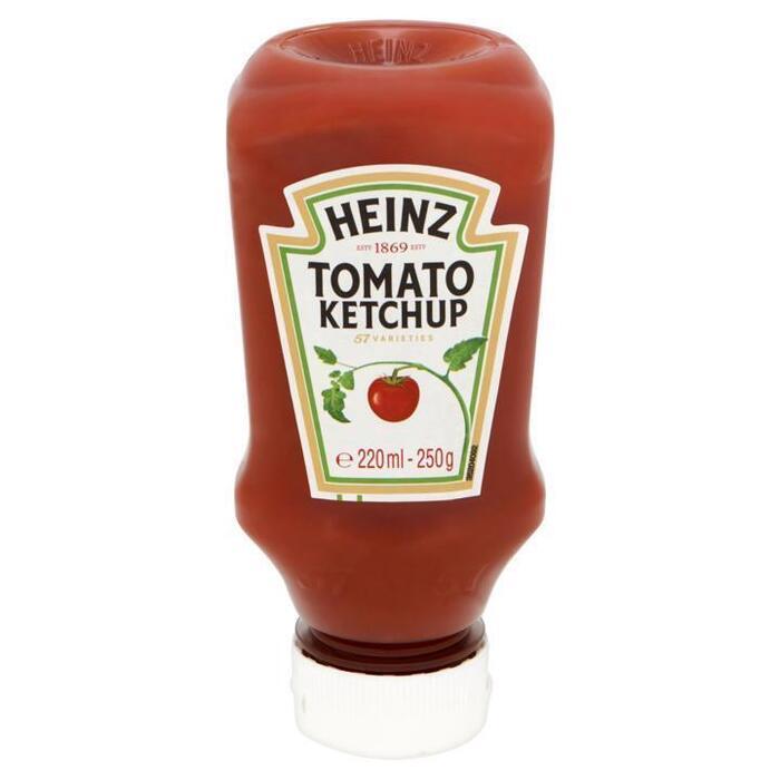 Tomato Ketchup (plastic fles, 250g)
