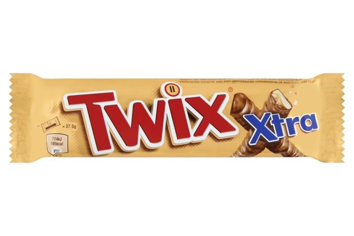 Twix xtra (zak, 2 × 37.5g)