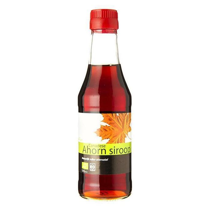 Canadese Ahorn siroop (glas, 250ml)
