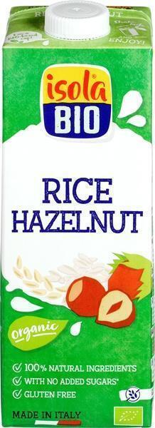 Rijstdrink hazelnoot (tetra) (1L)