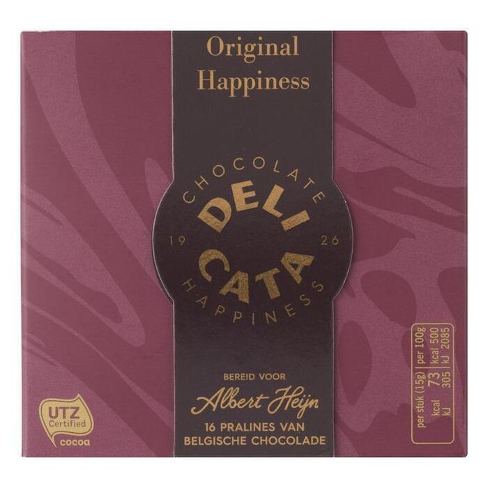 Delicata Chocolate original happiness mix