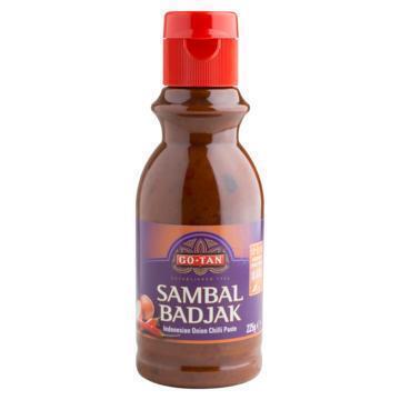 Sambal Badjak (fles, 225g)