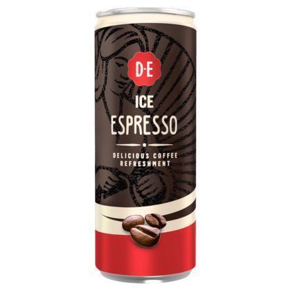 Douwe Egberts Ice espresso (Stuk, 250ml)