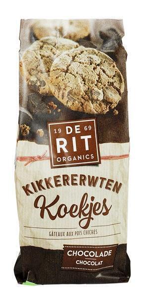 Kikkererwtenkoek chocolade (150g)