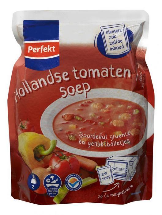 Hollandse tomaten soep (0.57L)