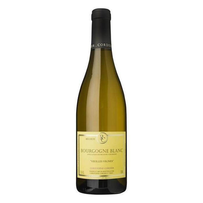 Christophe Cordier Bourgogne Blanc Vieilles Vignes (0.75L)