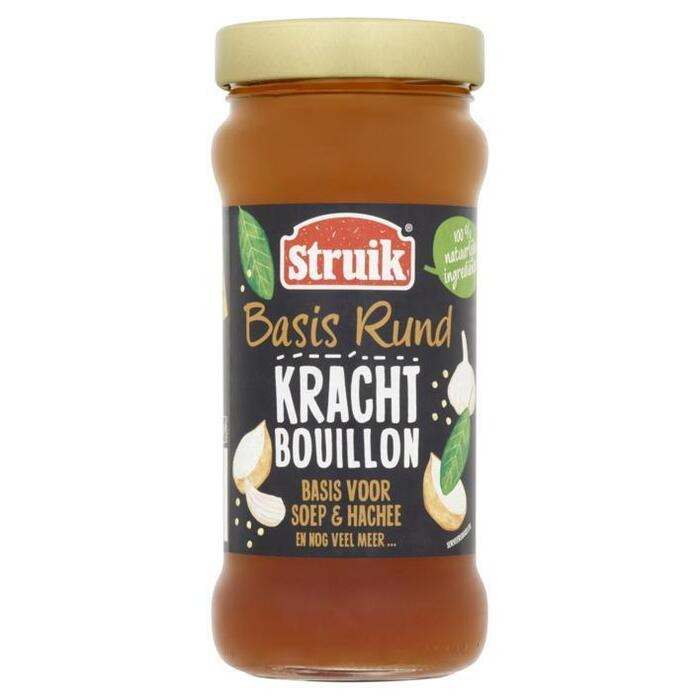 Struik Krachtbouillon meatless rund (35cl)