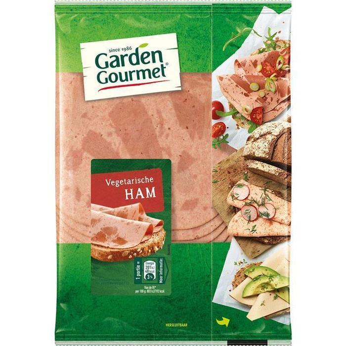 Vegetarische ham (125g)