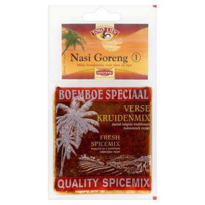 Kruidenmix voor Nasi Goreng (zak, 100g)