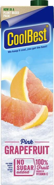 Pink Grapefruit (Stuk, 1L)