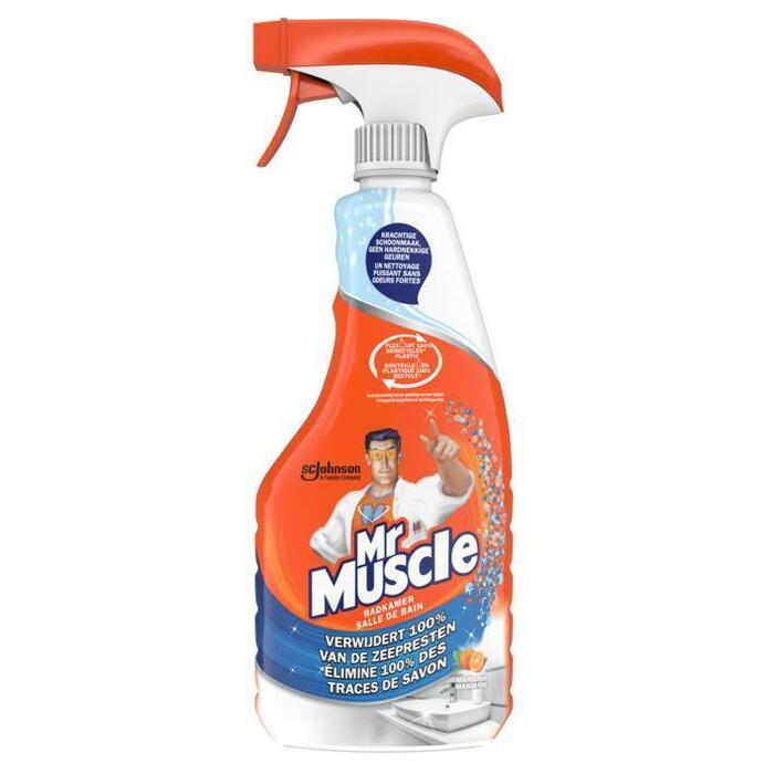 Mr Muscle Badkamerreiniger spray (0.5L)