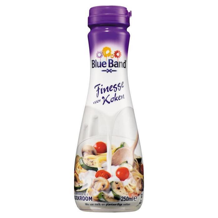 Kookroom finesse voor koken (Stuk, 250ml)