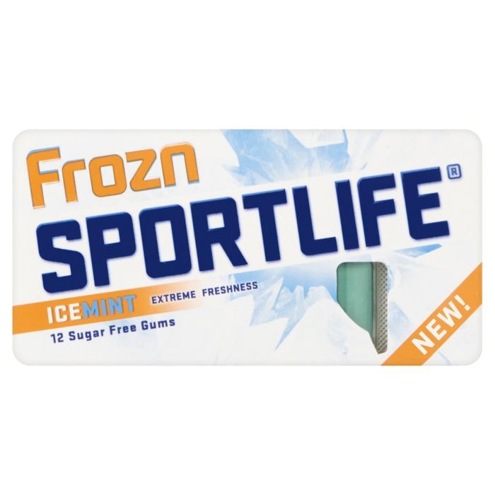 Sportlife Icemint 17gr blisterverpakking (17g)