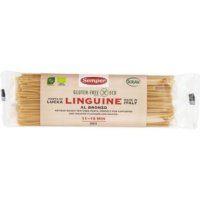 Linguini pasta di lucca bio glutenvrij (300g)