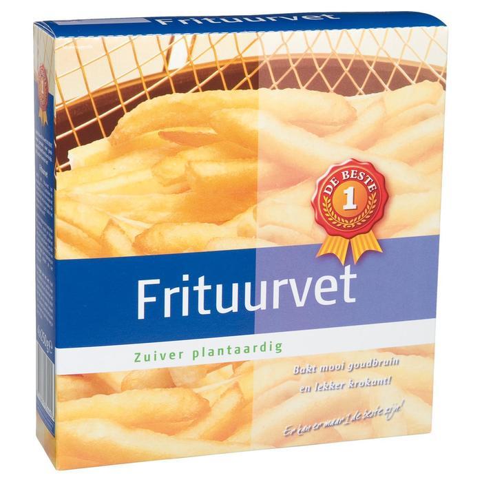 Frituurvet vast blok (1kg)
