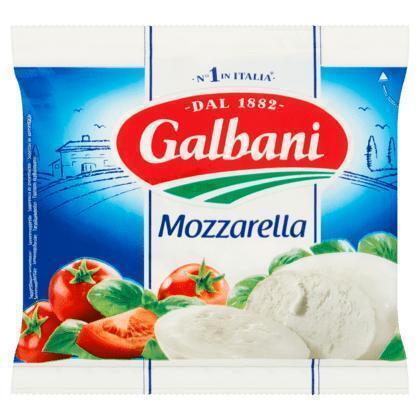 Mozzarella (Stuk, 125g)