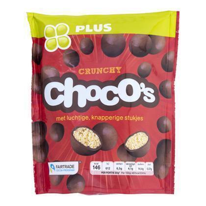 Crunchy Choco's (150g)