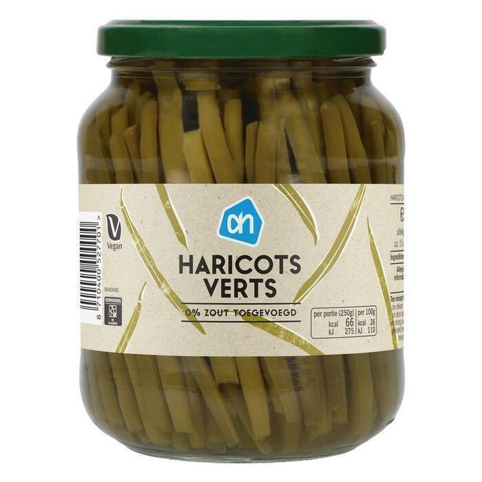 Haricots Verts extra fijn (pot, 0.68L)