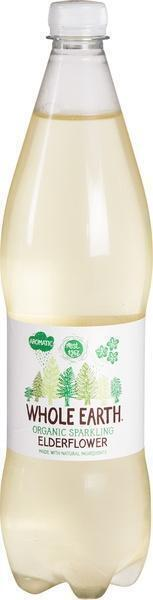 Sparkling elderflower (1L)