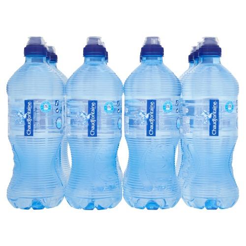 Chaudfontaine Natuurlijk Mineraalwater 12 x 750 ml PET Fles