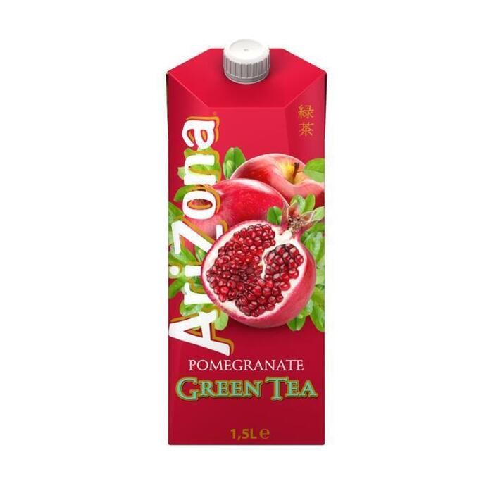 Arizona Green tea pomegranate (rol, 1.5L)