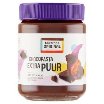 Extra Puur Chocoladepasta (pot, 350g)