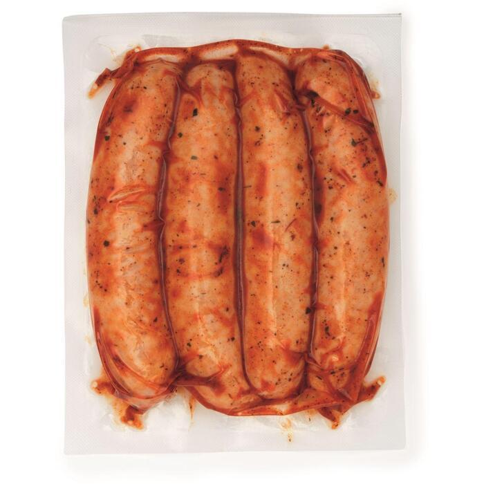 BBQ worst Texas (plastic, 280g)
