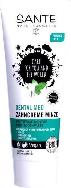 Tandpasta mint SANTE 75ml (75ml)