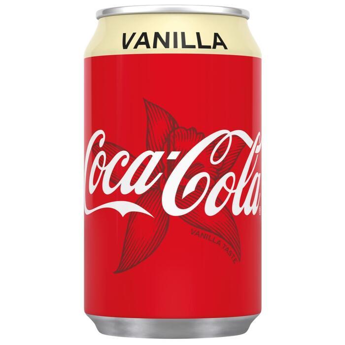 Coca Cola Vanilla (rol, 33 × 33cl)