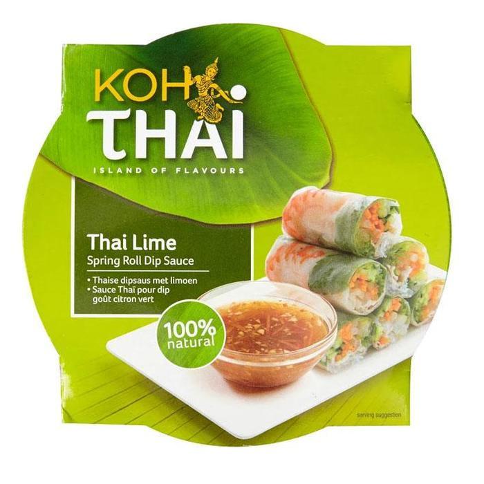Koh Thai Thaise Dipsaus met Limoen 135g (135g)
