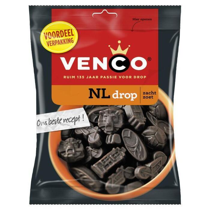 Venco Nederlandse drop (425g)