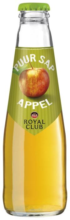 Appelsap (fles, 200ml)