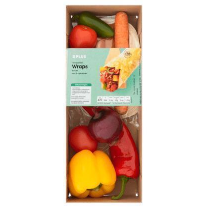 Pakket voor Mexicaanse wraps (1g)