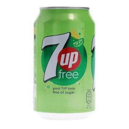 7up Free (rol, 33 × 33cl)