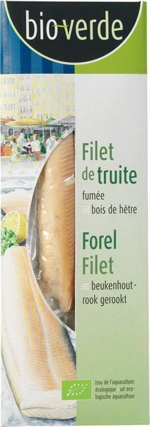 Forellen filet gerookt (100g)