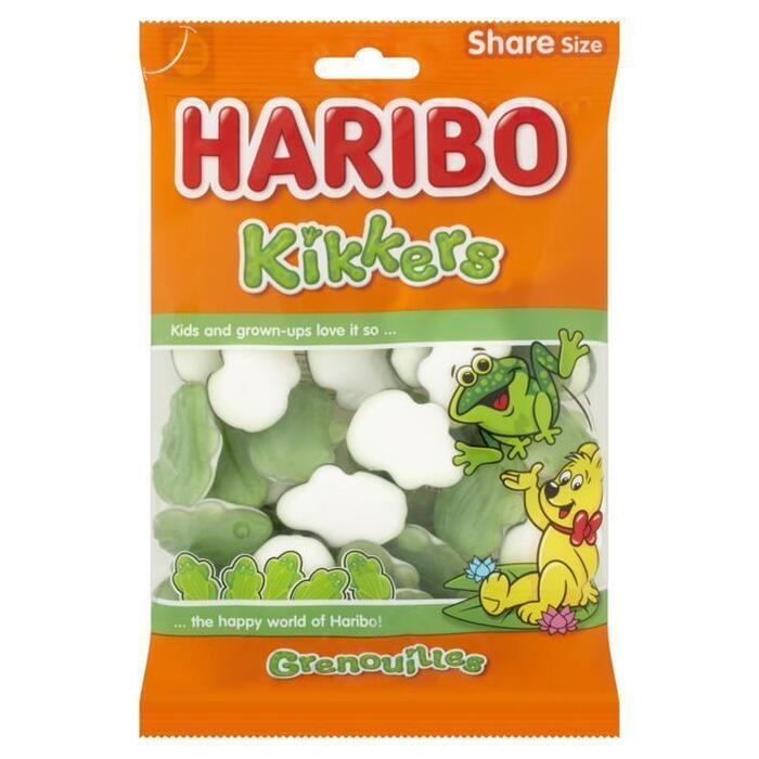 Haribo Kikkers 250 g (Stuk, 250g)
